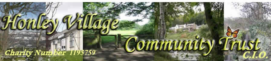 Honley Village Community Trust Banner Header