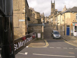 Honley- Church Street