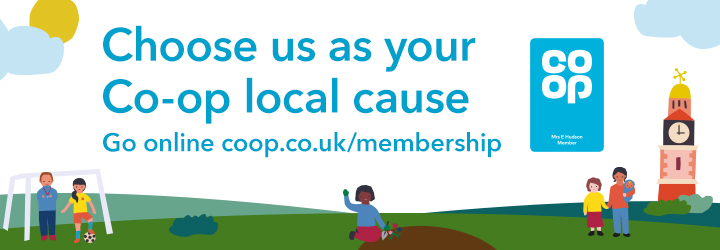 Link to Co-op local cause site